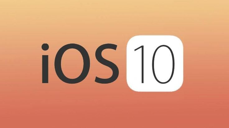 All About iOS 10