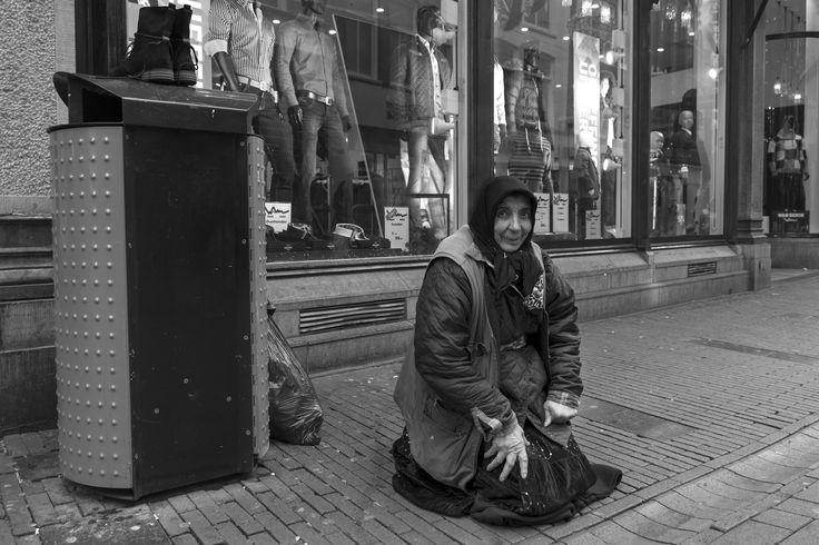 December 2014 Kalverstraat Amsterdam