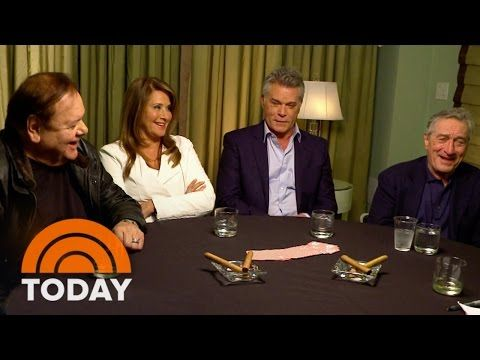 'Goodfellas' Cast Reunites 25 Years Later | TODAY - YouTube