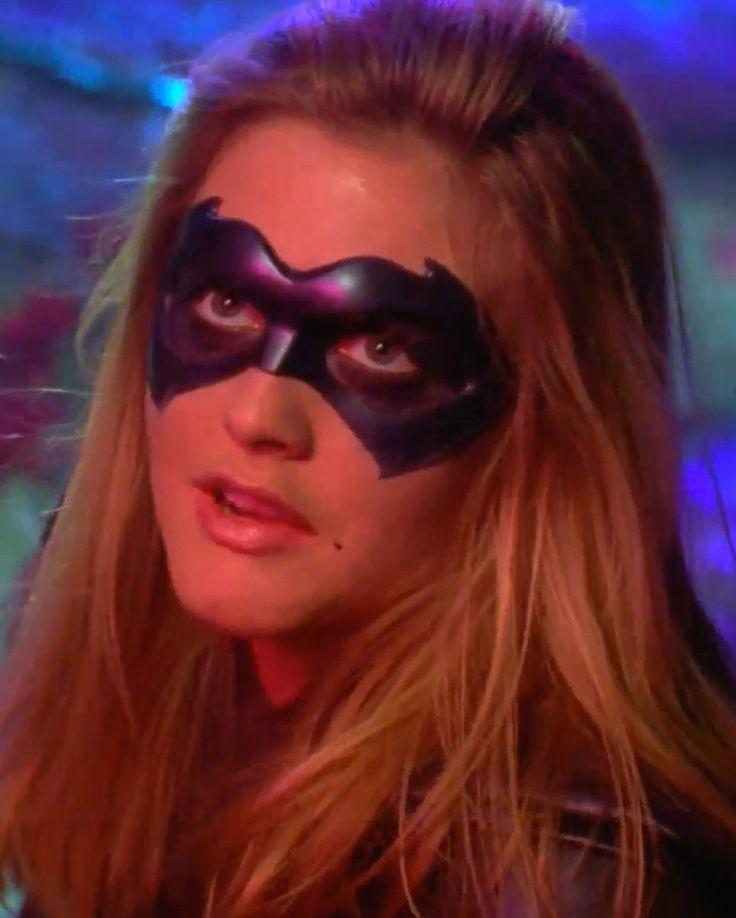 N°11 - Alicia Silverstone as Barbara Wilson / Batgirl - Batman and Robin by Joel Schumacher - 1997 ®... #{T.R.L.}