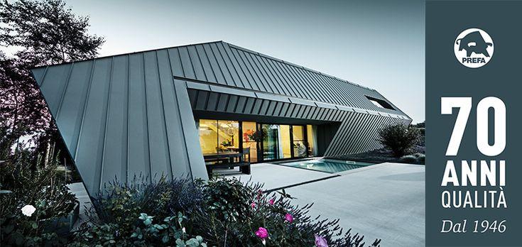 Oltre 25 fantastiche idee su edifici moderni su pinterest for Casa moderna gardone