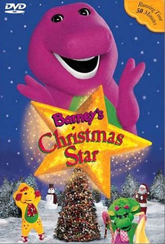 Barney - Christmas Star DVD Movie http://www.inetvideo.com/collections/inetvideo-barney-videos-on-dvd