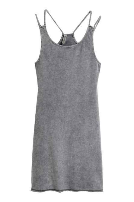 Dżersejowa sukienka