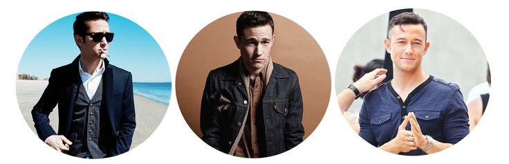 Style Icon: Joseph Gordon-Levitt In 2012, Esquire Magazine named actor Joseph Gordon-Levitt as their Best Dressed Man. But what can we really learn from Gordon-Levitt's style?  1. There is never a wrong time to wear an #Italian #Shirt. Unlike a lot of young #male actors, Gordon-Levitt is very rarely snapped by the media wearing anything other than #designer #shirts, accompanied by fitted pants and jackets.