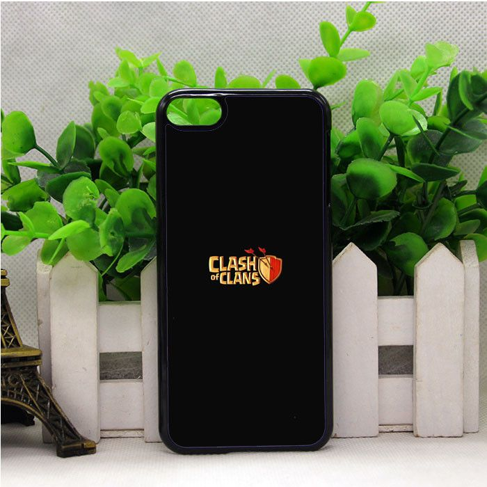 CLASH OF CLANS LOGO IPOD TOUCH 6