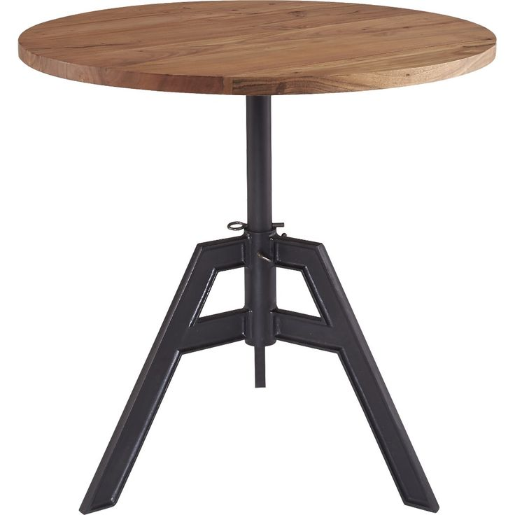 Round Adjustable Height Table From Coffee To Dining: 31 Best Adjustable Coffee/dining Tables Round Images On