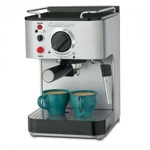 Cuisinart EM-100 1000-Watt 15-Bar Espresso Maker, $179.99
