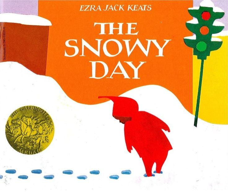 The Snowy Day by Ezra Jack Keats. Read by Caroline during the Terrific Two's Snow Storytime. Click on the cover to Check it Out for yourself!