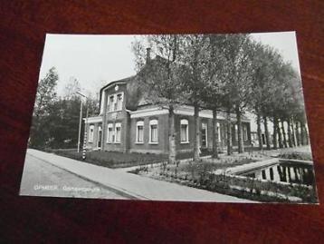 Z17 - Opmeer - Gemeentehuis - Mooie oude kaart