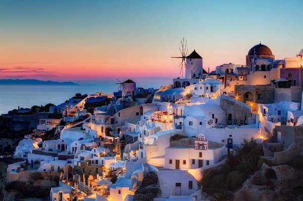 Santorini, le isole greche