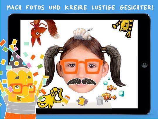 Mal mit uns Kreativitäts App Kinder Fox & Sheep (4)
