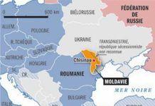 Capitale de la Moldavie et de la Birmanie