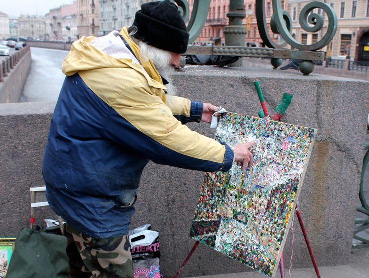 #художник #Санкт-Петербург
