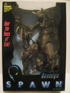 Price $25.00 Malebolgia, Curley Hair Variant, In Deluxe Box From 1997 Spawn the Movie New in sealed package...