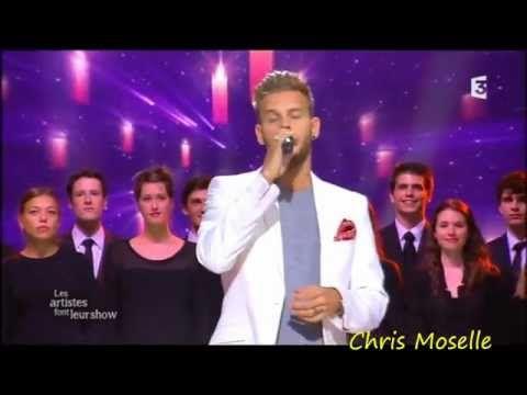 M Pokora Hallelujah Hd 300 Choeurs Pour Les Fetes France 3 Youtube M Pokora Fetes En France Chanson De Noel