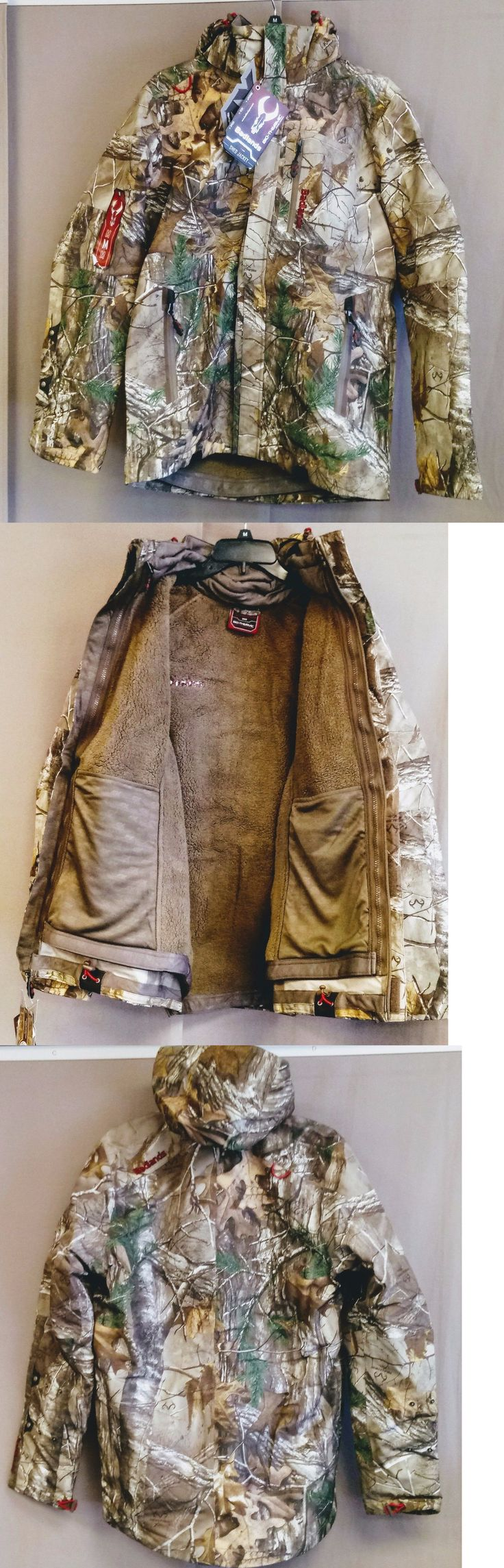 Coats and Jackets 177868: Badlands Bio-Thermic 3- In-1 Shed Jacket Realtree Camo -> BUY IT NOW ONLY: $114.24 on eBay!