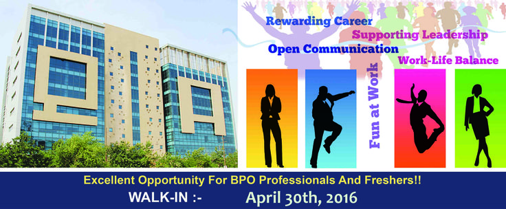 Excellent Opportunity For BPO Professionals And Freshers (CS/IT/EC, MCA) Who Are Aspiring For A Successful Career In Software Testing (Manual, Automation & Performance)  Eligibility Criteria: Excellent communication skills Knowledge of any scripting language is preferred.  Walk-In-Date: Saturday, April 30th, 2016 Location: QA InfoTech Campus, A8, Sector-68, Noida Time: 9:30 AM to 3:00 PM No. of Openings: 100  More details at- https://www.facebook.com/events/1679628088969524/