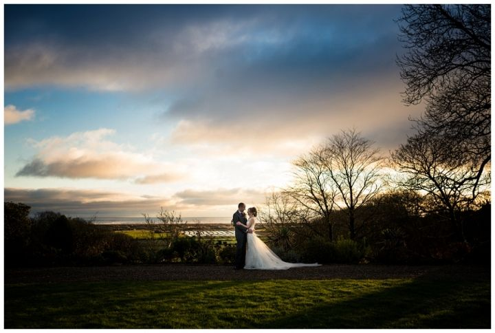 Laura and Max's  Winter Wedding at Broadway Country  House { Laugharne}