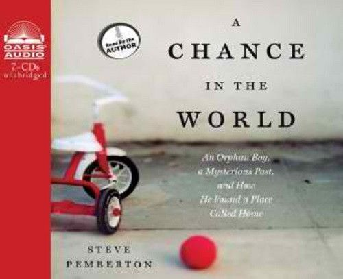 A Chance in the World By Steve Pemberton CD