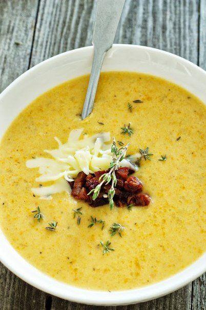 Идеальный картофельный суп-пюре.   Кулинарные Рецепты