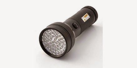 LEDwholesalers 395 nM 51 UV Ultraviolet LED flashlight Blacklight, Best Buy Product - Don't Miss it. 1037 Customer Reviews. Top Sales Rank in Home Improvement Products. Always Best by for all times. Product Description & Price visit : http://dotkinghere.blogspot.in/2014/09/ledwholesalers-395-nm-51-uv-ultraviolet.html