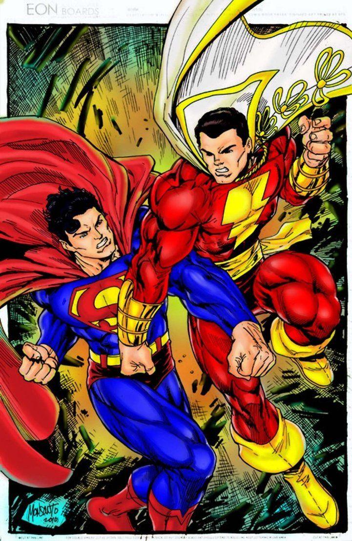 captain marvel comic hero - photo #17
