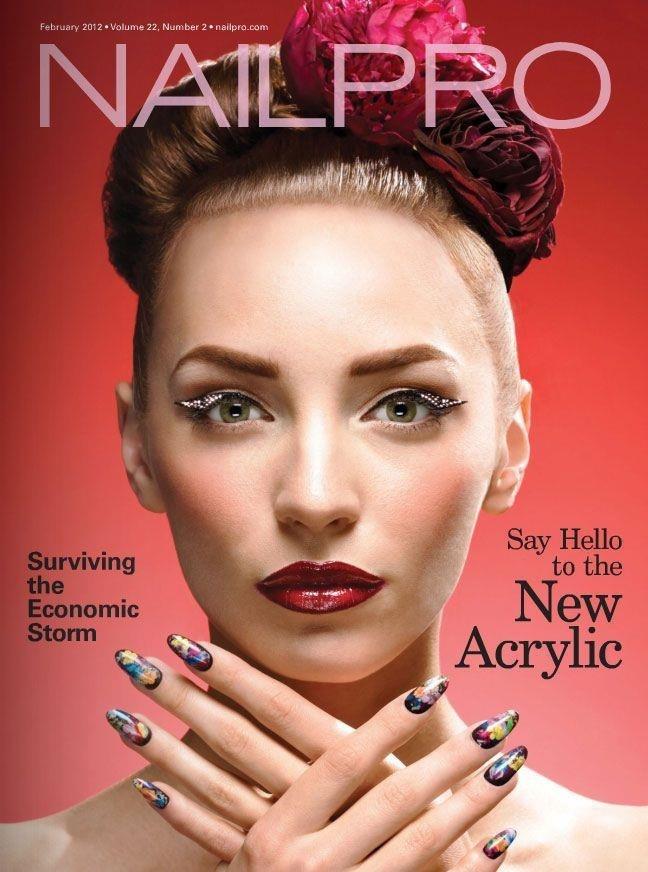 15 best Nail Pro Magazine images on Pinterest | Nail pro, Magazine ...