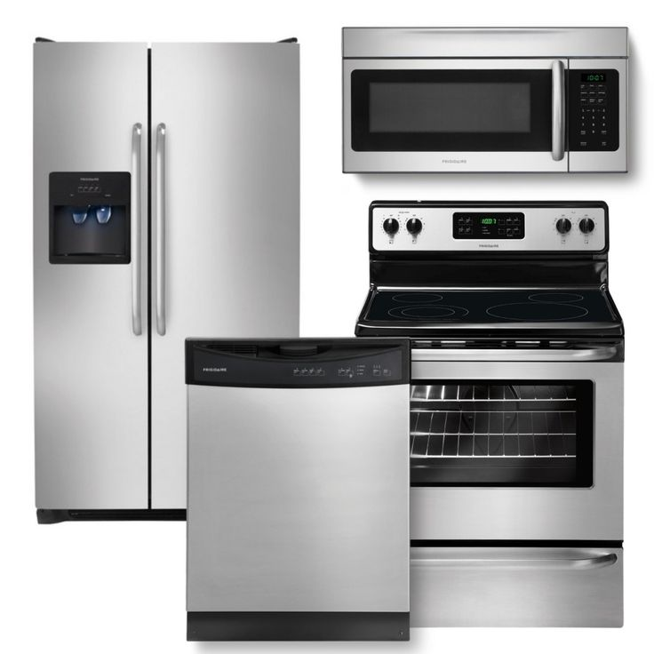 lovely When Do Kitchen Appliances Go On Sale #6: Refrigerators Modern And White Kitchen Appliance Packages Discount Packages  Gas Wall Stainless Steel Materials Appliance Suites
