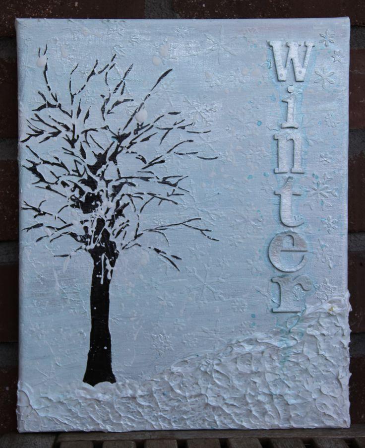 Canvas - Winter