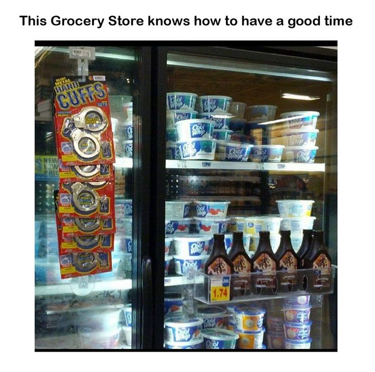 Grocery store good time - meme - http://jokideo.com/grocery-store-good-time-meme/