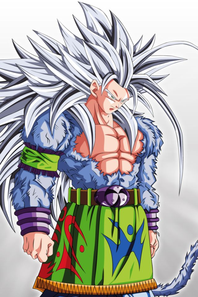 What did you say about my king lord christ jesus - Goku super sayan 5 ...