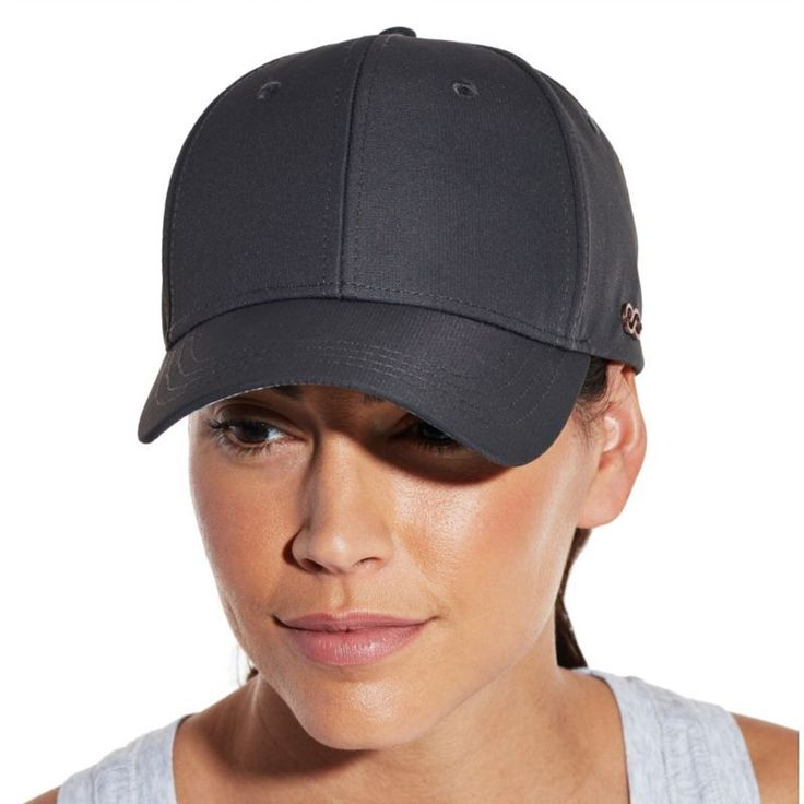 Calia by Carrie Underwood Women's Printed Visor Hat, Grey