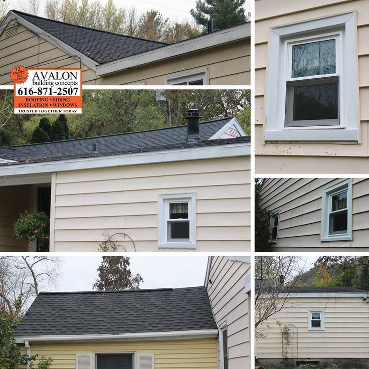 Gary And Linda Confessed Upon The Completion Of Their New GAF U2013 Roofing  Roof System And Ply Gem Sliding Windows. U201cWe Are So Pleased We Were ...