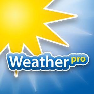 apk mania: WeatherPro Apk