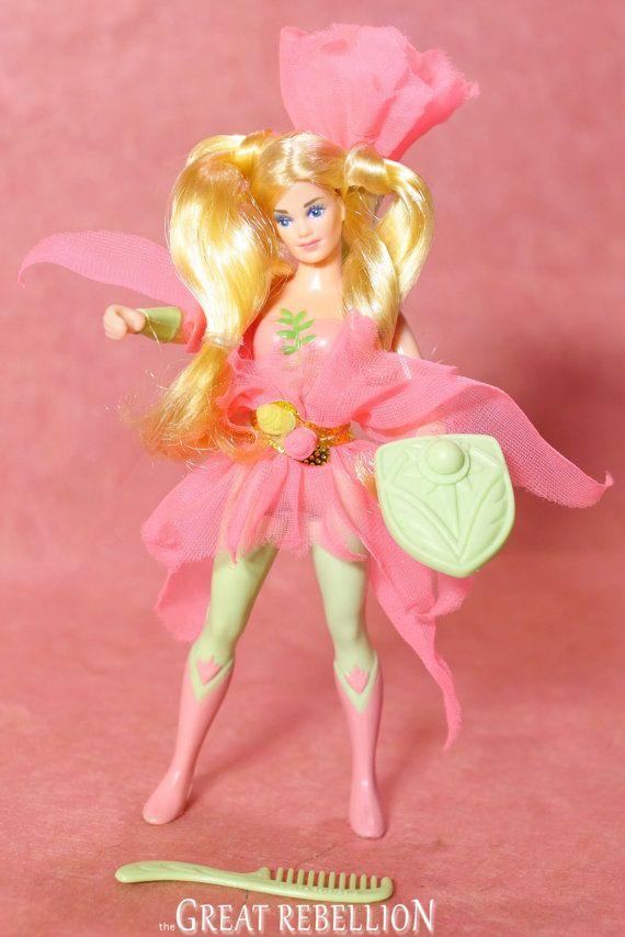 1980's She-ra Princess of Power PERFUMA the by TheGreatRebellion