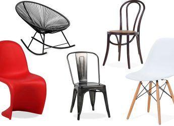 Las 12 sillas de diseño más icónicas a buen precio en SuperStudio | Mil Ideas de Decoración