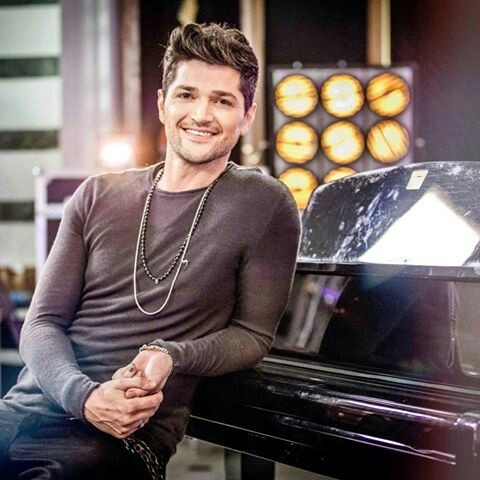 Danny O'Donoghue. He has an amazing voice, he's good looking, he's funny, and he's Irish! What's not to love?