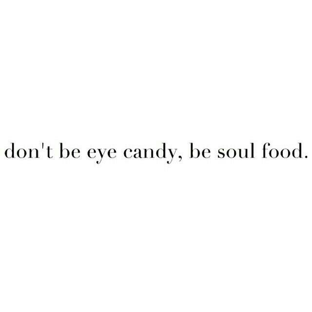 be soul food