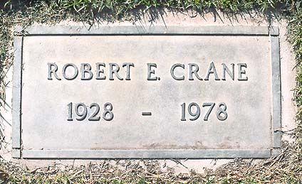 Bob Crane, Oakwood Memorial Park, Chatsworth, CA (original gravesite)