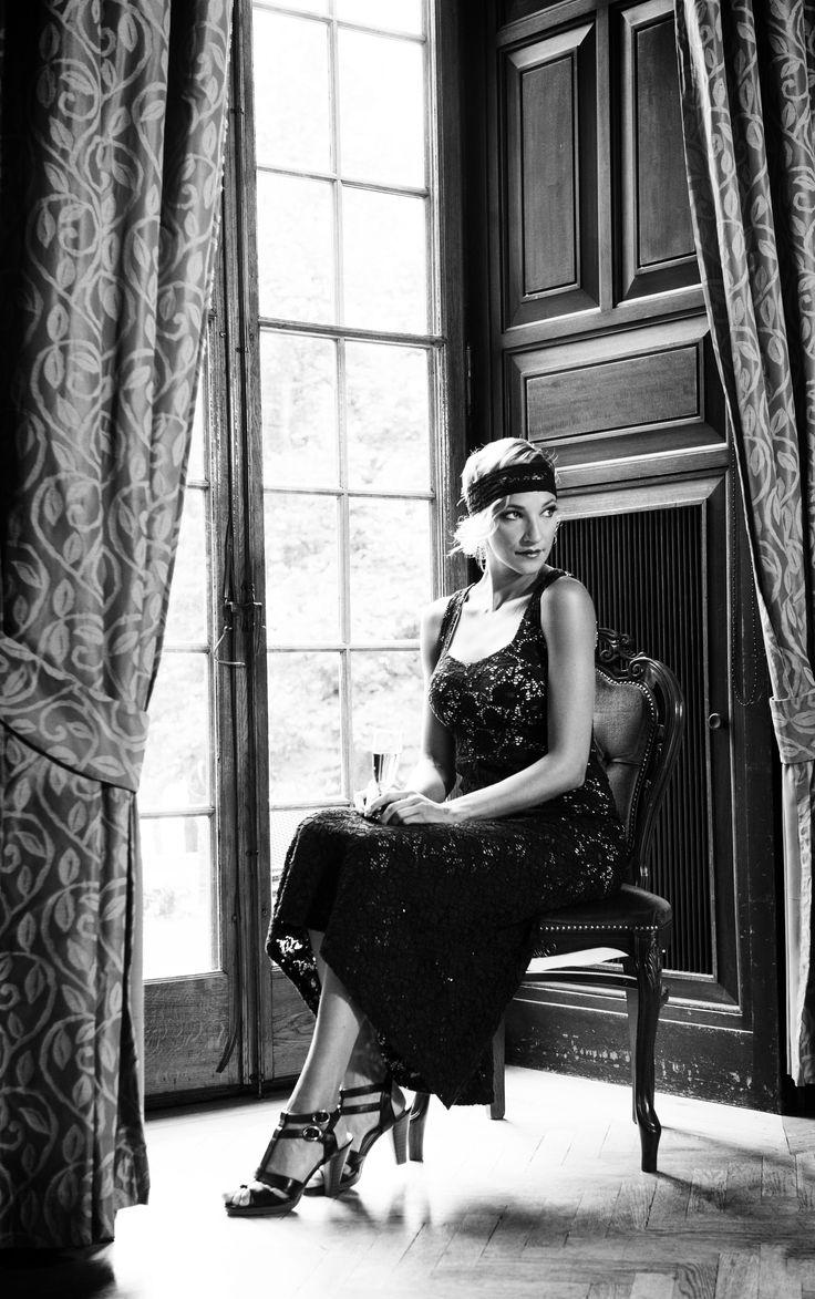 Tyylittelyä vuoden 1924 tapaan jolloin linna on rakennettu. - Dressing up in the style of 1924 when the castle was built. #vanajanlinna #romantic