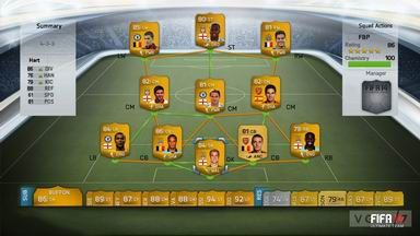 FIFA 14 Ultimate Team Hack
