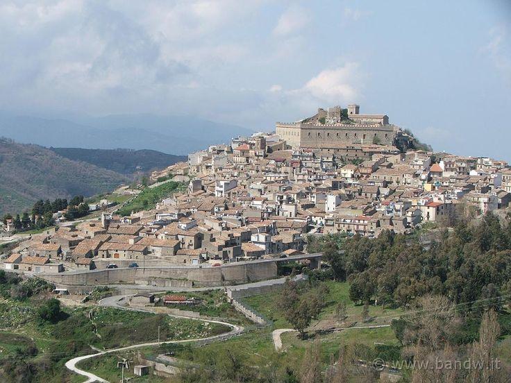 Castello di Montalbano Elicona - Messina, Sicily.