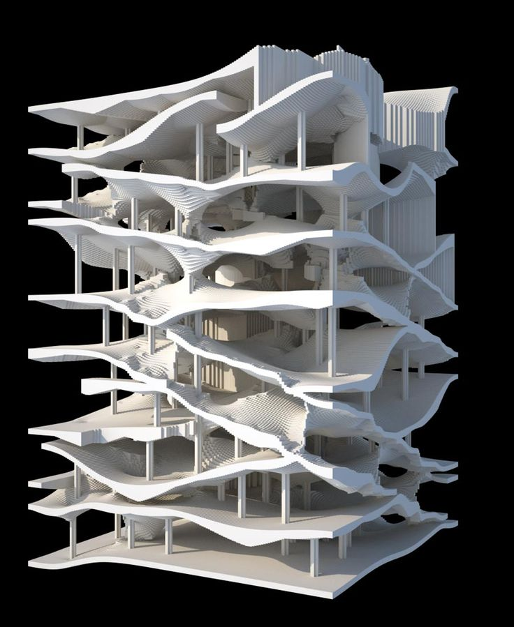 17 best images about circulation model on pinterest for Architecture oblique