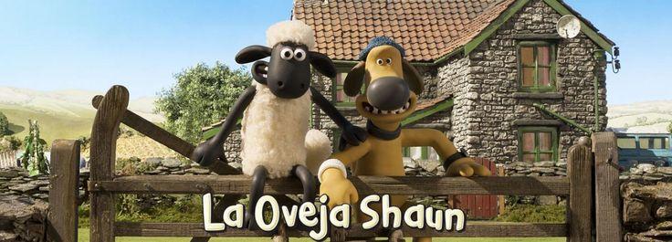 La oveja Shaun  #series