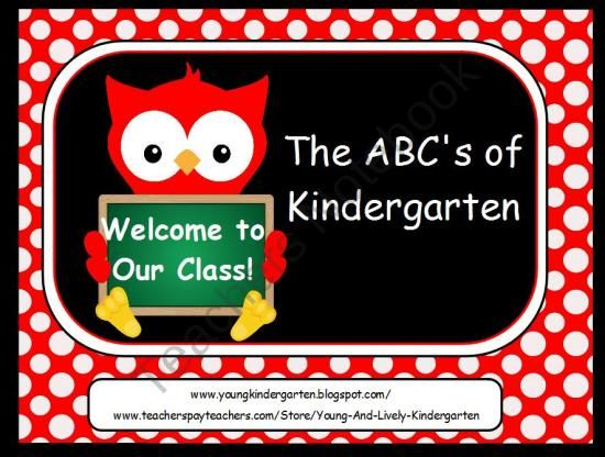 ABCs of Back to School Owls for ActivBoard  (12 pages)  - Organize your parent orientation and/or back to school night using this flipchart. It gives helpful information for those first time kindergarten parents or can easily be adapted to fit other grade levels! You can edit the text in this flipchart to includ