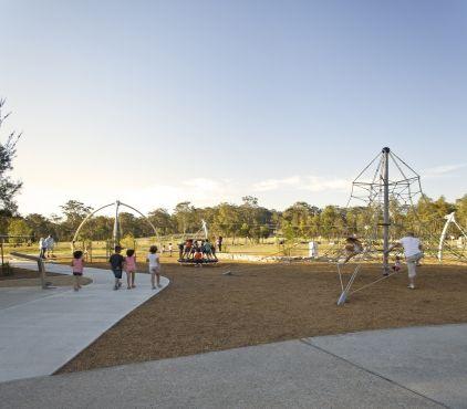 Plough and Harrow East » Western Sydney Parklands
