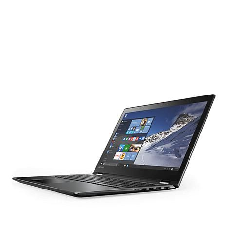 "Lenovo Flex 15.6"" Touch screen.Intel, 1TB HD Convertible Laptop - 4.6 lbs. & .08"" thick when closed.$799 or $199 in 4 pays.HSN"