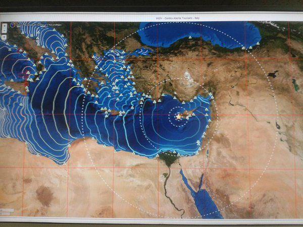Importante riconoscimento per INGV Terremoti avvenuto durante l'assemblea dell'IOC-UNESCO. Valutazione, in tempo reale, della possibilità che un terremoto