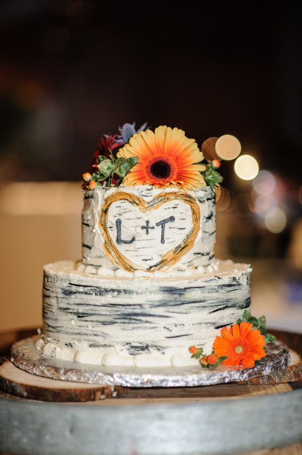 1667 best Rustic Wedding Cakes images on Pinterest | Country wedding ...