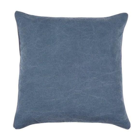 Walra Lunt Sierkussen 45 x 45 cm - Blauw